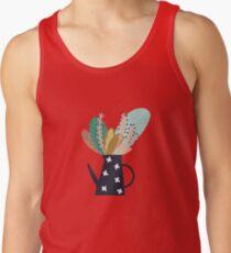 Camiseta de tirantes Cafetera botánica