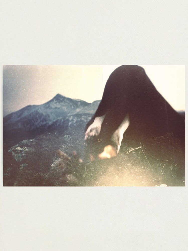 Alternate view of LE RITUEL Photographic Print