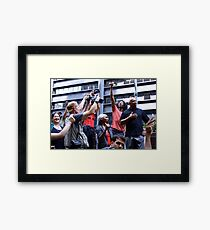 Occupy Wall Street General Assembly  Framed Print