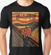 """Hallo-Scream"" T-Shirt"