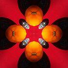 Oranges by Roz McQuillan