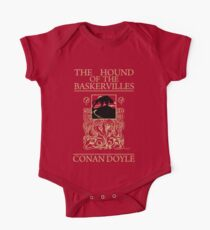 Hound of the Baskervilles Book Cover Kids Clothes