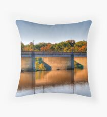 O'Shaughnessy Dam  Throw Pillow
