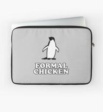 Penguin (Formal Chicken) Laptop Sleeve