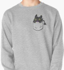 Pocket Toothless Pullover