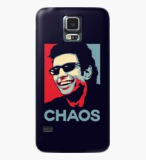 Ian Malcolm 'Chaos' T-Shirt Case/Skin for Samsung Galaxy