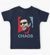 Ian Malcolm 'Chaos' T-Shirt Kids Tee