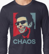 Ian Malcolm 'Chaos' T-Shirt Long Sleeve T-Shirt