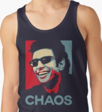 Camiseta de tirantes Camiseta de Ian Malcolm 'Chaos'