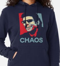 Ian Malcolm 'Chaos' T-Shirt Leichter Hoodie