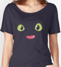 Toothless (How to Train Your Dragon) T-Shirt Women's Relaxed Fit T-Shirt