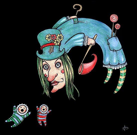 The Child Catcher by Anita Inverarity