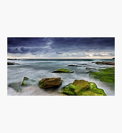 Sullen Dawn Photographic Print