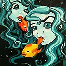 Fish Dream by Natassja