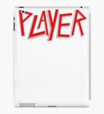 Player - Slayer Parody iPad Case/Skin