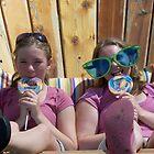 Yum, Yum, Lollipops by MaryinMaine