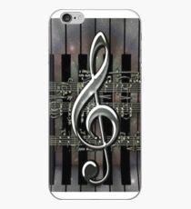 Vinilo o funda para iPhone Funda iPhone Music Notes