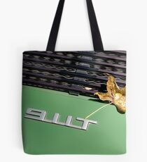 Lucky Leaf Tote Bag