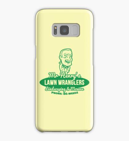 Bottle Rocket Lawn Wranglers  Samsung Galaxy Case/Skin