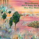 Christmas Greetings From Down Under by ltruskett
