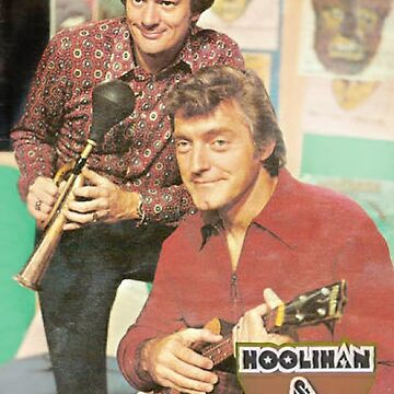 Hoolihan and Big Chuck T-shirt by bradwarner