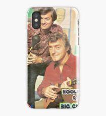 Hoolihan and Big Chuck T-shirt iPhone Case
