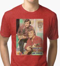 Hoolihan and Big Chuck T-shirt Tri-blend T-Shirt