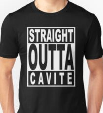 Straight Outta Cavite Unisex T-Shirt