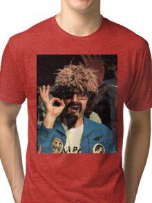 The Ghoul OK t-shirt Tri-blend T-Shirt