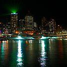Brisbane Laser Show September 2011 by Sea-Change