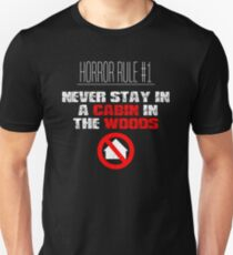 Horror Rule #1 T-Shirt