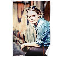 Melbourne Portrait Shoot 7 Poster