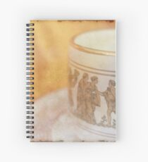 Greek Coffee  - JUSTART ©  Spiral Notebook