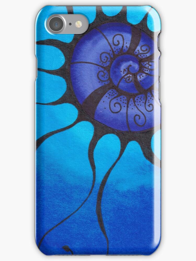 iphone Luna Shell by Marita