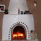 First Fire of the Season by © Loree McComb