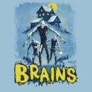BRAINS by lollyjolie