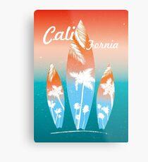 California surf Metal Print