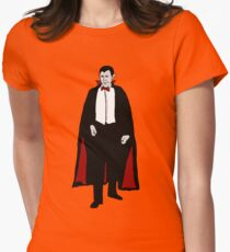 Dracula Women's Fitted T-Shirt