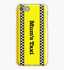 Mum's Taxi iPhone Case/Skin