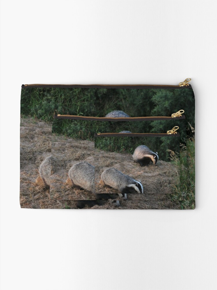 Alternate view of Double trouble Zipper Pouch