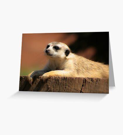 The Good life  Greeting Card