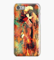 Geisha Girl iphone cover iPhone Case/Skin