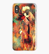 Geisha Girl iphone cover iPhone Case