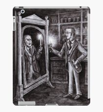 Dr. Jekyll and Mr. Hyde - Dark Mirror iPad Case/Skin
