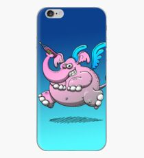 Delirium Tremens Elephant iPhone Case