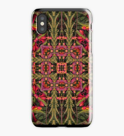 Fractal Garden for iPhone iPhone Case
