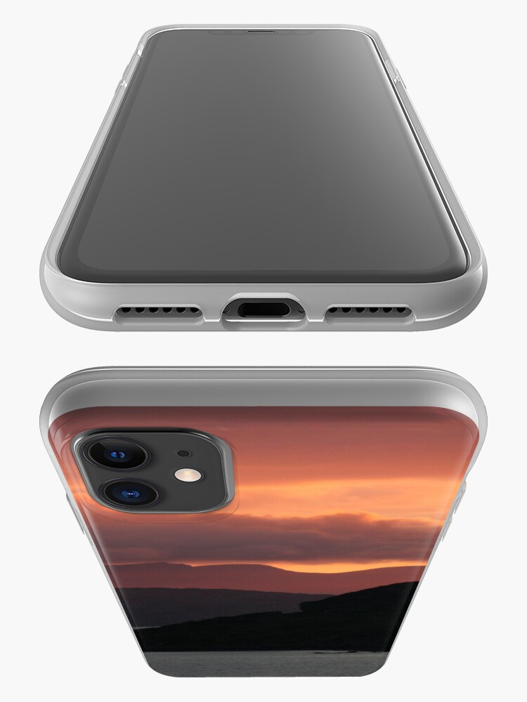 Alternate view of Sun glow iPhone Case & Cover