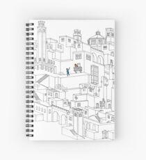 Romeo and Juliet Spiral Notebook