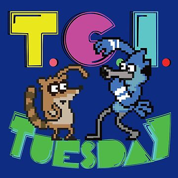 TGI Tuesday by DAVbrandz
