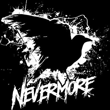 Nevermore! by GeekyAlliance